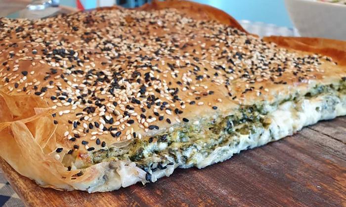 3 סדנת בישול יווני במבשלים חוויה - הבית של סדנאות הבישול, תל אביב