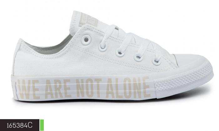 4 נעלי סניקרס קונברס אולסטאר לגברים ולנשים CONVERSE All Star