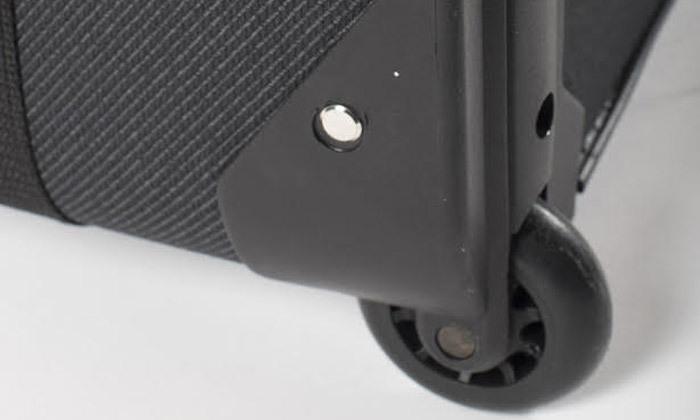 5 מזוודות SWISS קלות במיוחד - גדלים וצבעים לבחירה