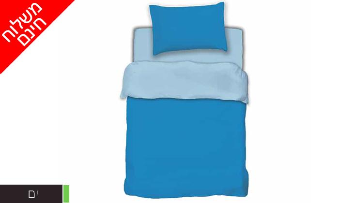 4 סט מצעי ילדים למיטת מעבר HOMESTYLE - משלוח חינם