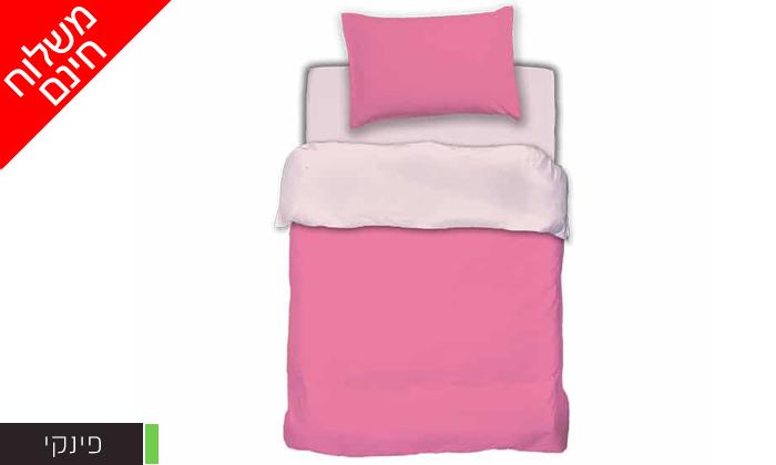 5 סט מצעי ילדים למיטת מעבר HOMESTYLE - משלוח חינם