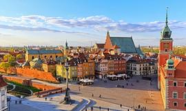 ורשה: סיור מודרך באוטובוס