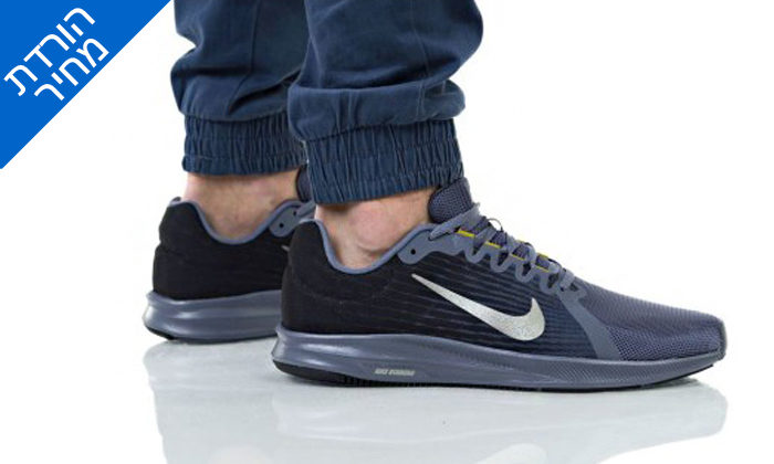 2 נעליים לגברים נייקי Nike Downshifter