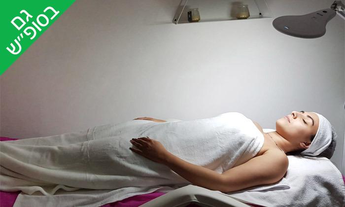 3 טיפולי פנים בקליניקת ריהאם קוסמטיקס, רמלה