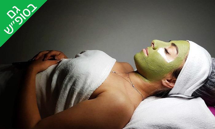 2 טיפולי פנים בקליניקת ריהאם קוסמטיקס, רמלה