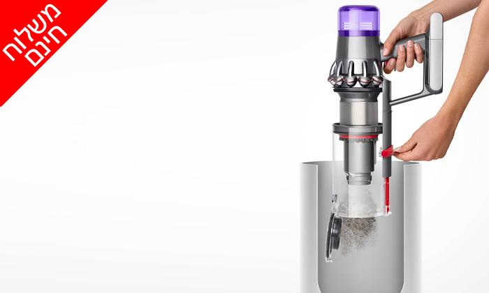 4 שואב אבק ציקלוני Dyson V11 Absolute - משלוח חינם