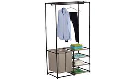 מתקן אחסון בגדים