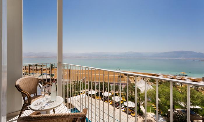 6 יום כיף עם עיסוי - מלון ספא לוט, ים המלח