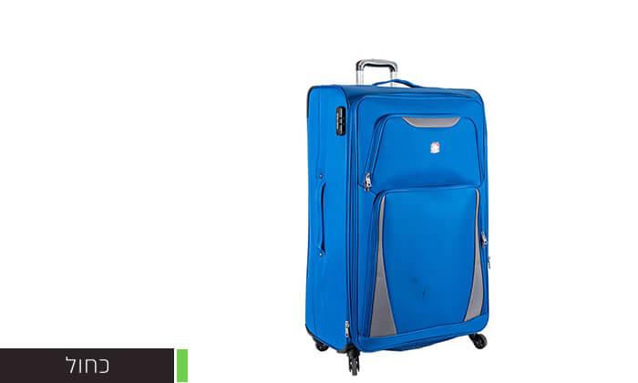 4 מזוודה משפחתית 32 אינץ' SWISS