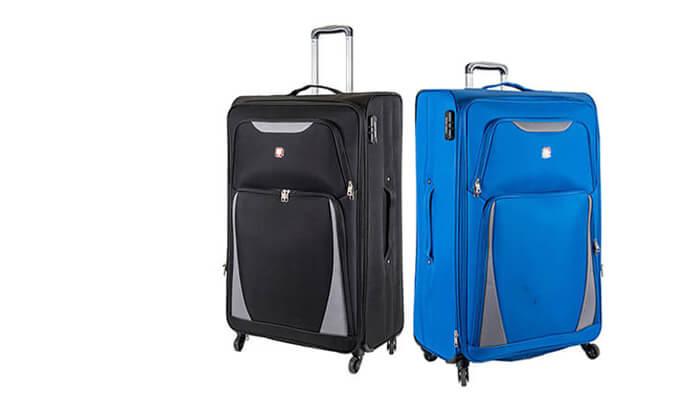 7 מזוודה משפחתית 32 אינץ' SWISS