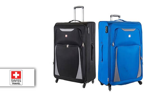 2 מזוודה משפחתית 32 אינץ' SWISS