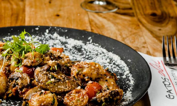 13 ארוחה זוגית כשרה במסעדת גאטוס GATOS, אשקלון