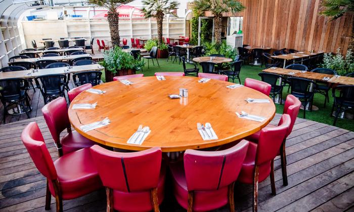 9 ארוחה זוגית כשרה במסעדת גאטוס GATOS, אשקלון