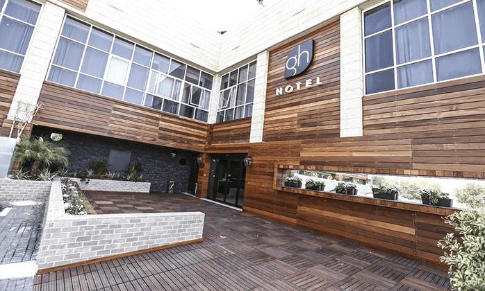 2 גארדן הוטל חיפה - מלון בוטיק למרגלות הכרמל