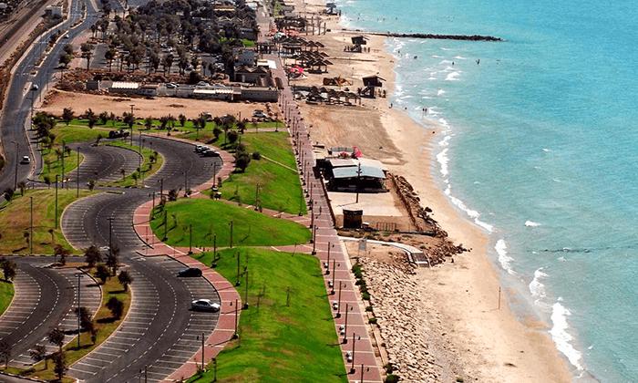 4 גארדן הוטל חיפה - מלון בוטיק למרגלות הכרמל