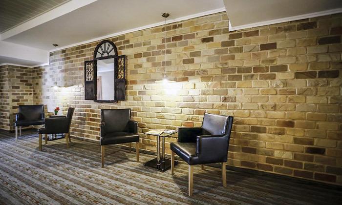 10 גארדן הוטל חיפה - מלון בוטיק למרגלות הכרמל