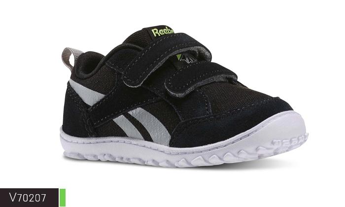 3 נעלי תינוקות Adidas ו-Reebok