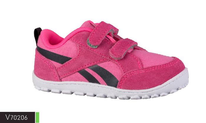 4 נעלי תינוקות Adidas ו-Reebok