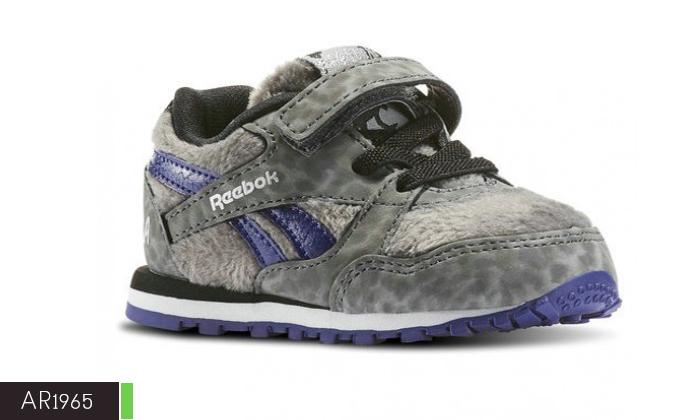 5 נעלי תינוקות Adidas ו-Reebok