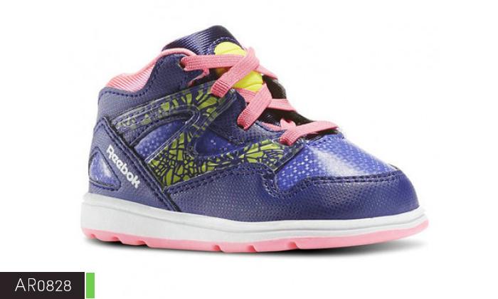 7 נעלי תינוקות Adidas ו-Reebok