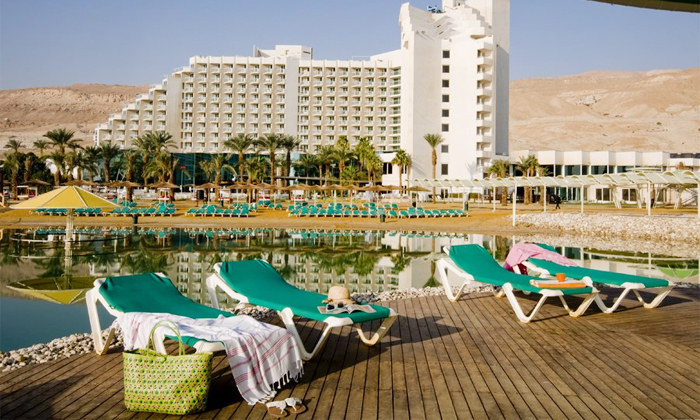 7 יום כיף במלון לאונרדו קלאב ים המלח