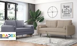ספה תלת מושבית FOCUS