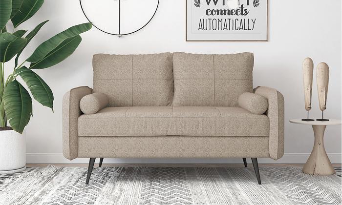 6 ספה דו מושבית BRADEX