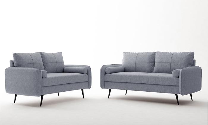7 ספה דו מושבית BRADEX