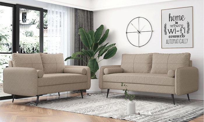 8 ספה דו מושבית BRADEX