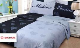 סט מצעים למיטה זוגית LADY