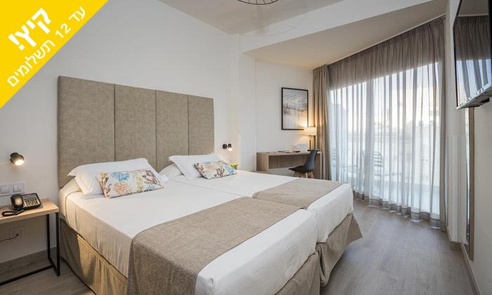 7 יולי-אוגוסט בפלמה דה מיורקה - מלון מפנק סמוך לחוף הים