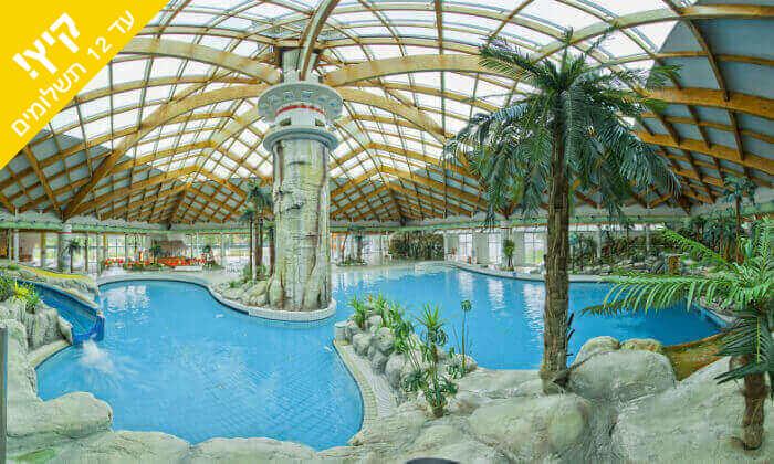 6 יולי-אוגוסט בסלובניה - מלון Terme Catez כולל פארק מים