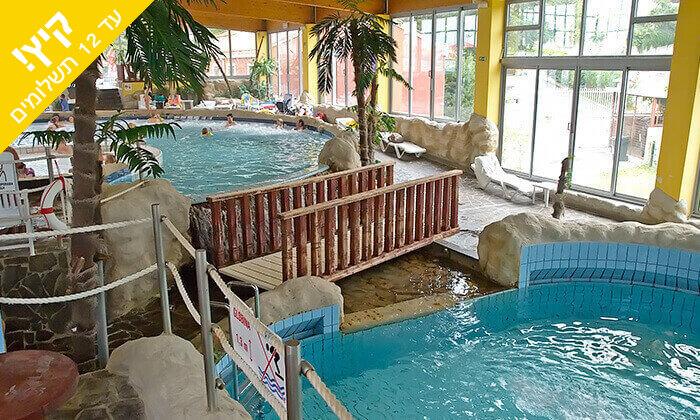 7 יולי-אוגוסט בסלובניה - מלון Terme Catez כולל פארק מים