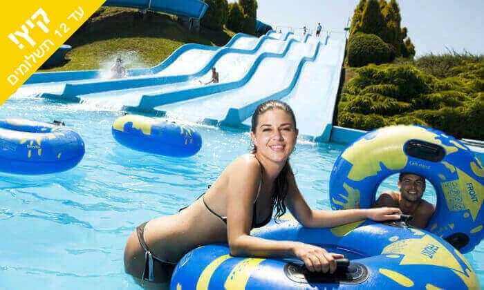 4 יולי-אוגוסט בסלובניה - מלון Terme Catez כולל פארק מים