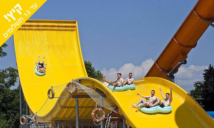 8 יולי-אוגוסט בסלובניה - מלון Terme Catez כולל פארק מים