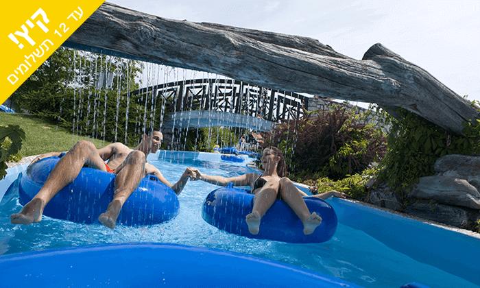 3 יולי-אוגוסט בסלובניה - מלון Terme Catez כולל פארק מים