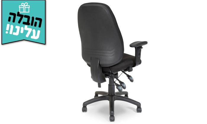 """3 ד""""ר גב: כיסא מחשב DELTA בצבעים לבחירה - משלוח חינם"""