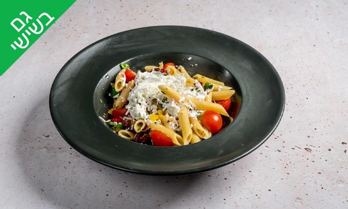 6 ארוחה זוגית איטלקית במסעדת פום-פיי הכשרה, ראשון לציון