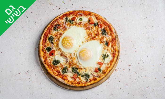 8 ארוחה זוגית איטלקית במסעדת פום-פיי הכשרה, ראשון לציון