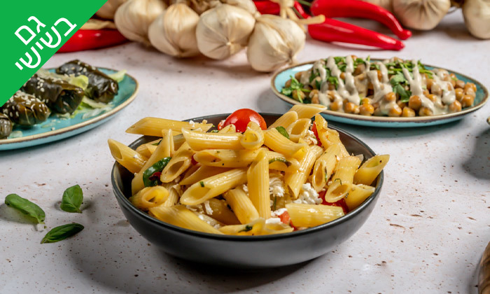 13 ארוחה זוגית איטלקית במסעדת פום-פיי הכשרה, ראשון לציון