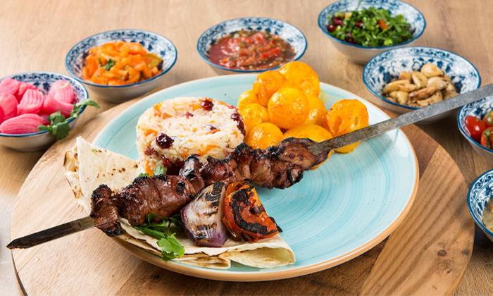 5 ארוחה במסעדת צ'ומה גן העיר תל אביב