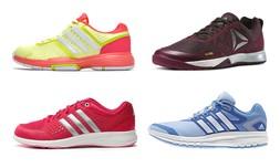 נעלי Adidas ו-Reebok לנשים