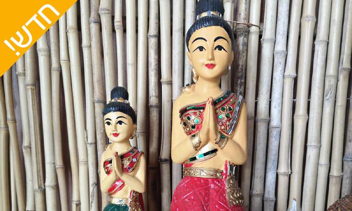 4 ספא במבו מסאז' תאילנדי, הוד השרון