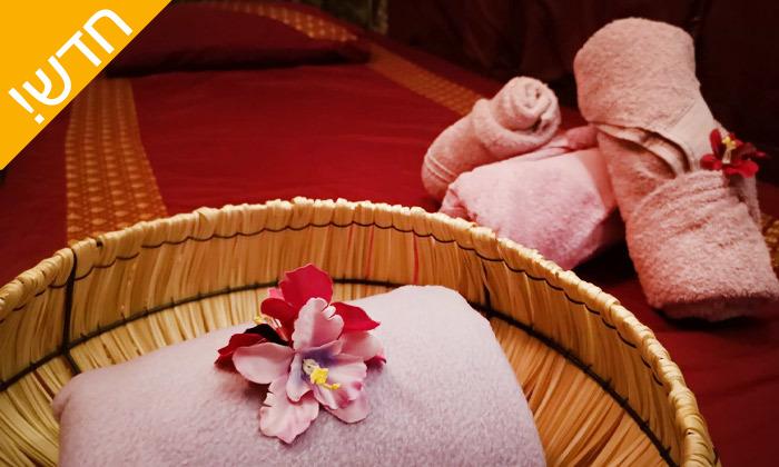 5 ספא במבו מסאז' תאילנדי, הוד השרון