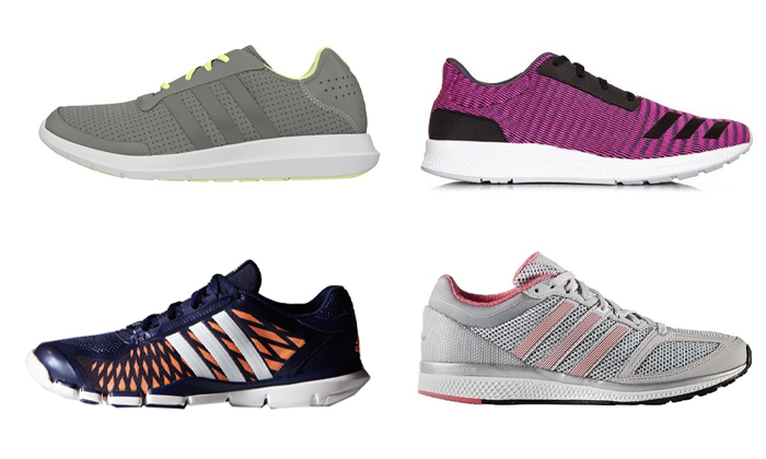 2 נעלי נשים אדידס adidas