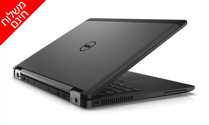 """3 מחשב נייד מחודש DELL דגם E7470 מסדרת Latitude עם מסך מגע """"14, זיכרון 8GB ומעבד i5 - משלוח חינם"""