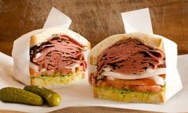 ארוחה במשלוח מ-Jewish Beef
