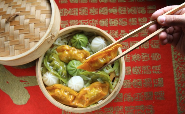 ארוחה זוגית כשרה ב-Chon Lee