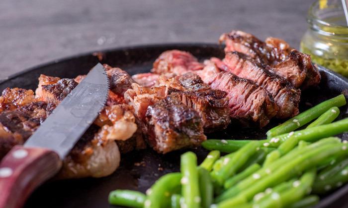 9 מסעדת פיקניה ברעננה - ארוחת בשרים זוגית