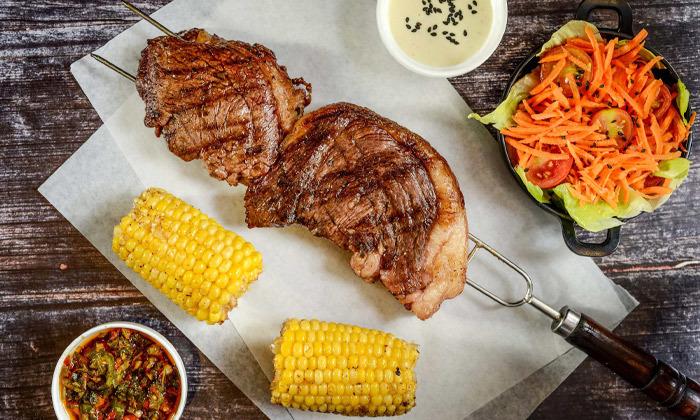 4 מסעדת פיקניה ברעננה - ארוחת בשרים זוגית